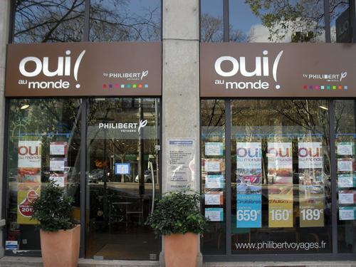 Agence Oui au Monde by Philibert Voyages de Lyon-Brotteaux