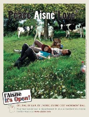 L'Aisne met ses habitants à l'anglais
