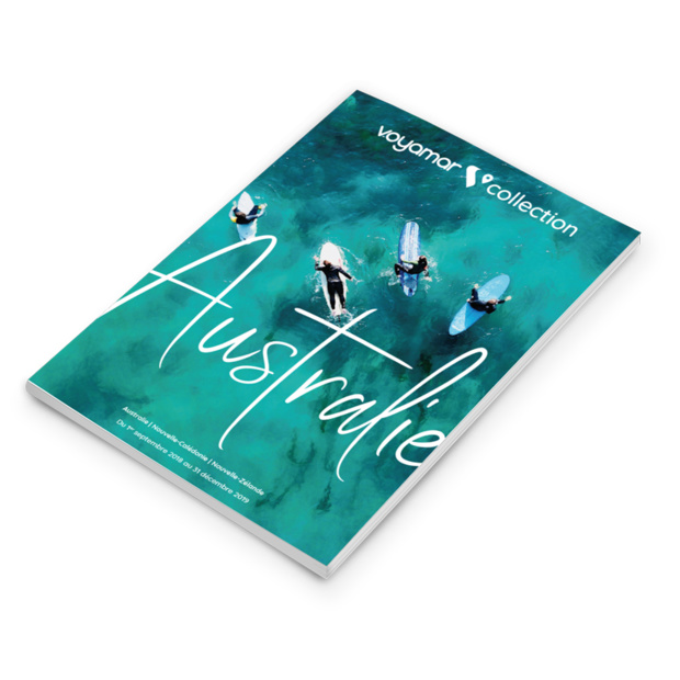 Outre un catalogue généraliste, Voyamar propose 5 brochures Voyamar Collection dédiées aux marques spécialistes - DR