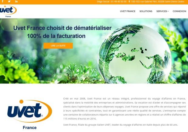 2018 est une année de transition pour UVET France.   Une année également plus difficile côté finances - DR : Capture d'écran UVET France