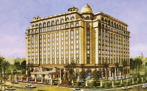 ILTM : le futur Leela Palace Kempinski de New Delhi à l'honneur