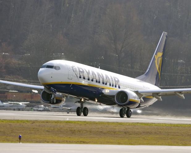 Ryanair assurera une liaison entre Nantes et Malte à raison de deux vols par semaine - DR