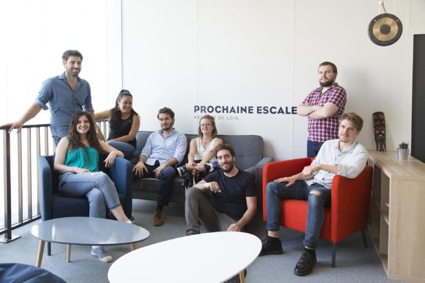 Depuis mai 2018, l'équipe de Prochaine Escale produit et commercialise des séjours incentives. - Prochaine Escale