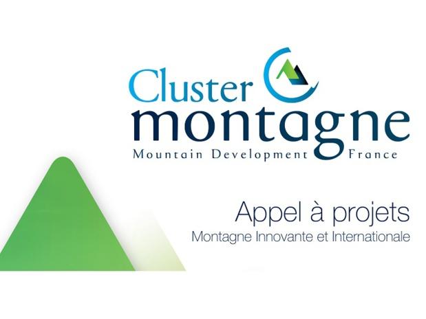 Cluster Montagne à la recherche de la montagne innovante