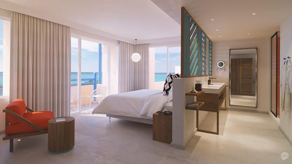 Salt est un concept hôtelier pour un tourisme éco-responsable et durable - Crédit photo : Salt