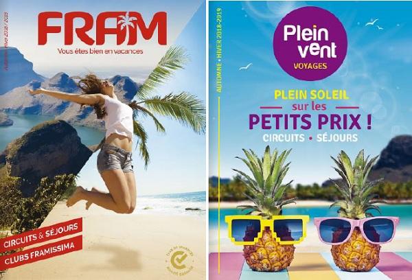 Fram et Plein Vent sortent leurs collections automne-hiver 2018-2019 - Crédit photo : Fram
