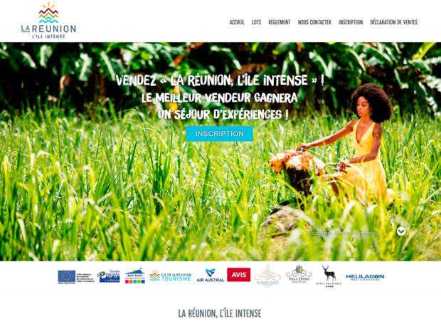 Challenge de ventes Ile de La Réunion Tourisme, du 17 septembre au 16 novembre 2018