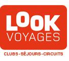 Le nouveau logo de Look Voyages