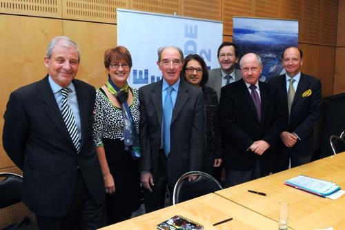 Seatrade Med 2012 : signature officielle à Marseille
