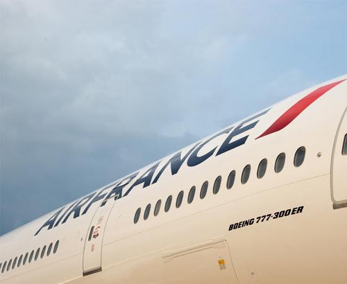 Le Boeing 777-300 qui assure le vol Af 406 et dont le départ est prévu à 23h20 est flambant neuf - DR Air France