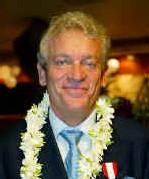 Beachcomber : Phillipe Brovelli décoré de l'ordre de Tahiti Nui