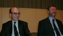 R. Vainopoulos et Patrick Loison