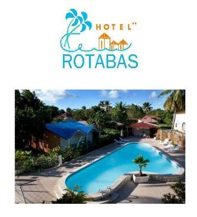 Pour la saison 2010/2011, L'hôtel ROTABAS à Sainte Anne part à la conquête d'une nouvelle clientèle de Seniors, désireuse de séjourner dans les îles de Guadeloupe pour la saison hivernale en longue durée