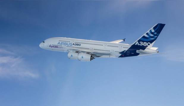 Les plus belles années de l'A380 serait-elles devant lui ? © DR Airbus