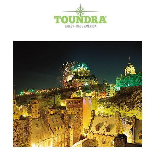 Toute l'équipe de Toundra Voyages vous souhaite d'excellentes fêtes de fin d'année et espère accueillir prochainement vos clients au Canada et aux Etats Unis