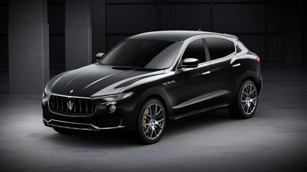 Hertz Europe fête son 100e anniversaire avec une édition limitée de la Maserati Levante - DR
