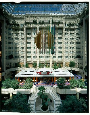 Hilton : forfait ''Sleep & drive''