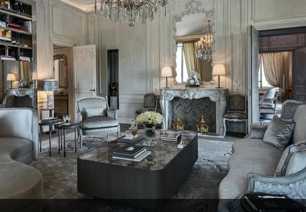 Le Crillon devient Palace - Crédit photo : Crillon