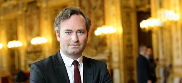 IFTM Top Resa : Jean-Baptiste Lemoyne au cocktail de clôture