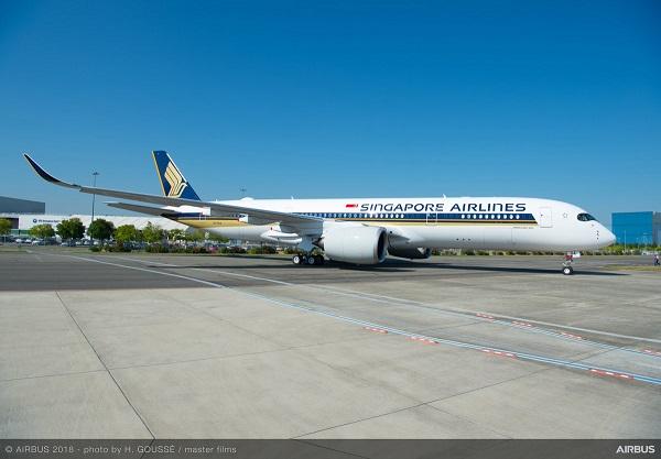 Airbus livre son premier A350 ULR - Actualité aéronautique