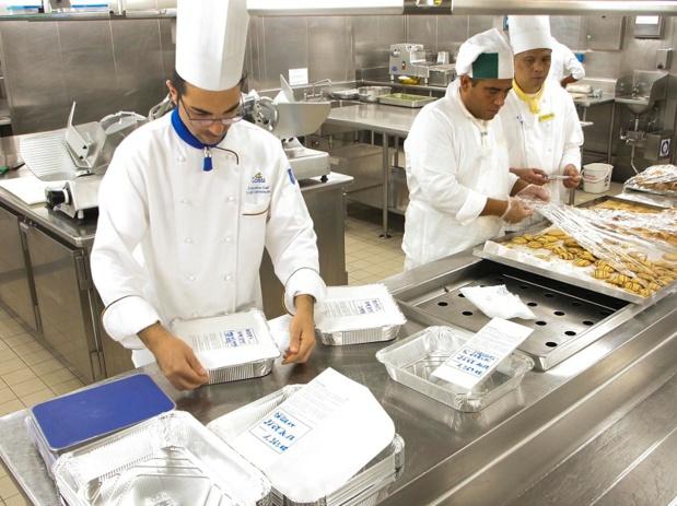 Costa Croisières lutte contre le gaspillage alimentaire depuis 2015 - crédit photo costa croisières