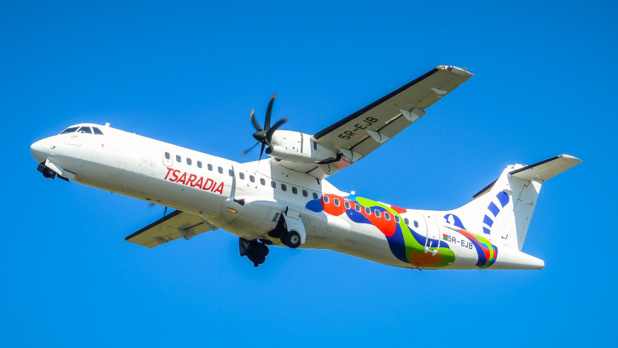 Air Madagascar compte beaucoup sur Tsaradia, sa nouvelle filiale domestique lancée en juillet 2018, pour développer le tourisme partout sur l'île et repartir de l'avant... © DR Air Madagascar
