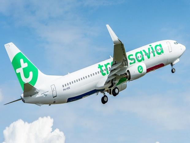 Transavia annonce 9 nouvelles lignes à venir - crédit photo : transavia