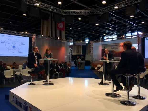 Guy Raffour, fondateur du Cabinet Raffour Interactif, a livré les résultats de ses deux derniers baromètres sur les tendances touristiques de loisir en 2018, lors d'une conférence plénière à l'IFTM Top Resa, ce jeudi 27 septembre 2018. - CL