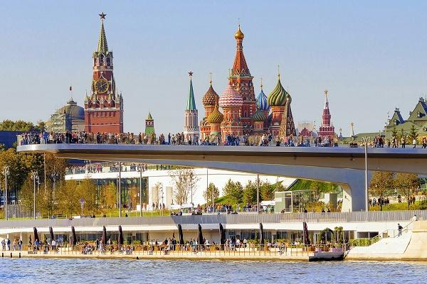Moscou a accueilli un nombre records de touristes depuis le début de l'année 2018 - Crédit photo : Office de tourisme de Moscou