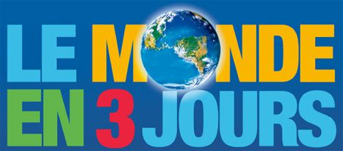 Top Of Travel participera pour la première fois au ''Monde en 3 jours''