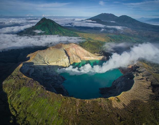 Les excursions volcaniques valent, à elles seules, le voyage - DR : OT d'Indonésie
