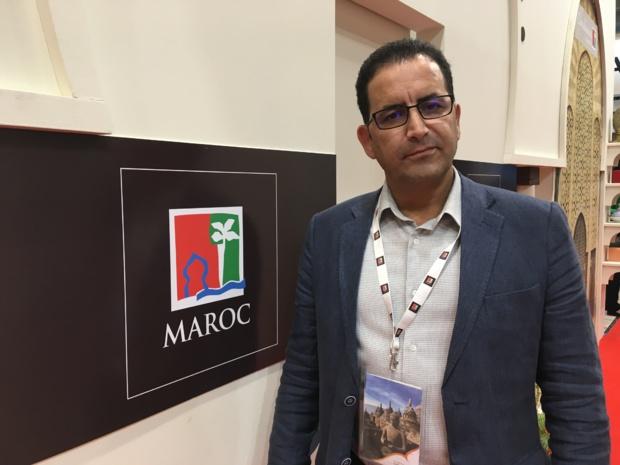 Khalid Mimi, directeur France de l'Office Marocain du Tourisme. - CL