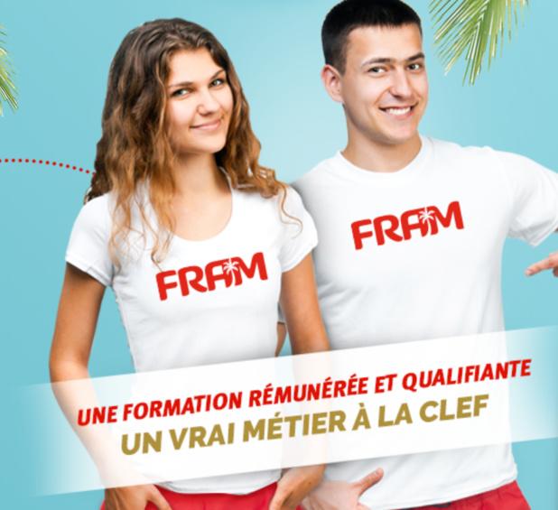 Grand Casting FRAM : FRAM offre plus de 60 postes à pourvoir dans le domaine de l'Animation pour ces Hôtels Clubs à l'étranger. - DR