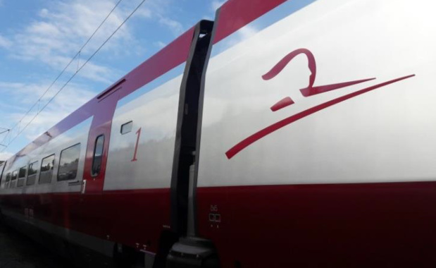 Thalys a a transporté avec 1,3 million de voyageurs entre la France, la Belgique, l'Allemagne et les Pays-Bas durant l'été 2018 - DR : Thalys