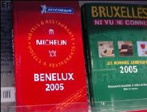 Guide Michelin BENELUX 2006 : La Villa Lorraine se retrouve toute nue