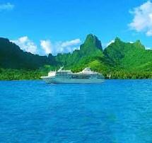 Tahiti séduit les croisiéristes