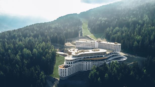 Le nouveau resort du Club Med aux Arcs - Crédit photo : Club Med