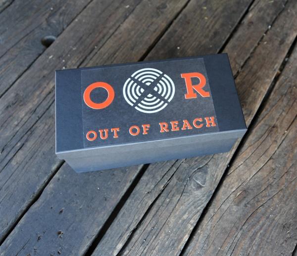 La boîte noire pour ranger les téléphones avant le séjour - Crédit photo : OOR