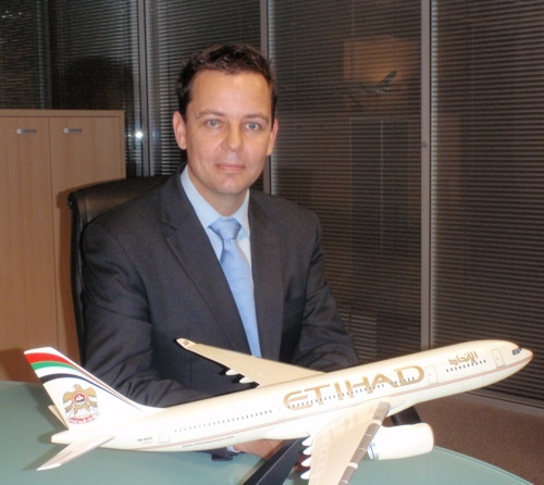 Etihad Airways : Adam Phillips nouveau Directeur France