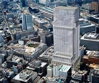 la nouvelle tour Nihonbashi Mitsui