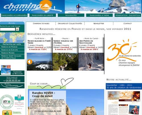 Chamina Voyages fête ses 30 ans