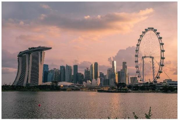 Singapour pourrait attirer 100 000 croisiéristes en 3 ans - crédit photo : costa croisières