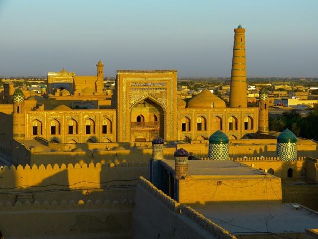 L'Ouzbékistan sans visa pour les français - crédit photo: @Pixabay