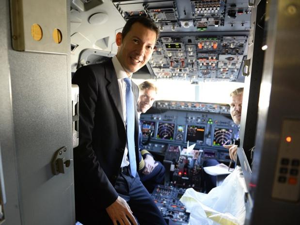 Si j'en crois les commentaires du SNPL, finalement « le volume pourrait convenir » ! Tabernacle !  crédit photo : Air France