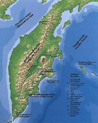 Un violent cyclone dévaste le Kamtchatka