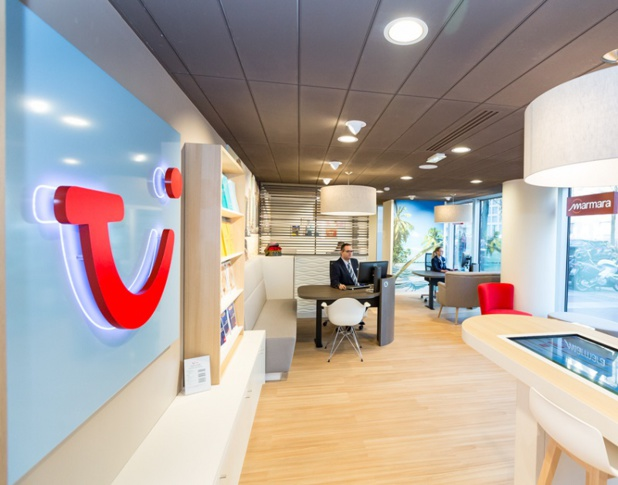 TUI Store de Levallois - credit photo Guillaume Murat