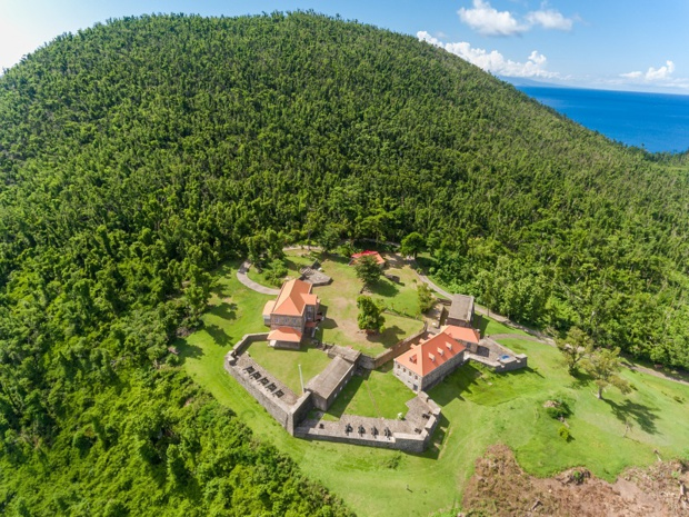 L'île de la Dominique est prête à accueillir le marché français - crédit photo : office du tourisme de la Dominique