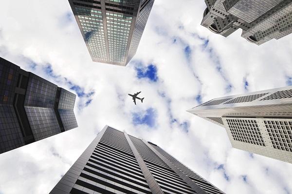 Airbnb aurait planifier la vente de billets d'avion pour 2019 - Crédit photo : Pixabay, libre pour usage commercial