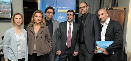 L'équipe de Blue Passion veut séduire les agences grâce à son offre qui regroupe près de 200 hôtels sur 130 destinations en France.