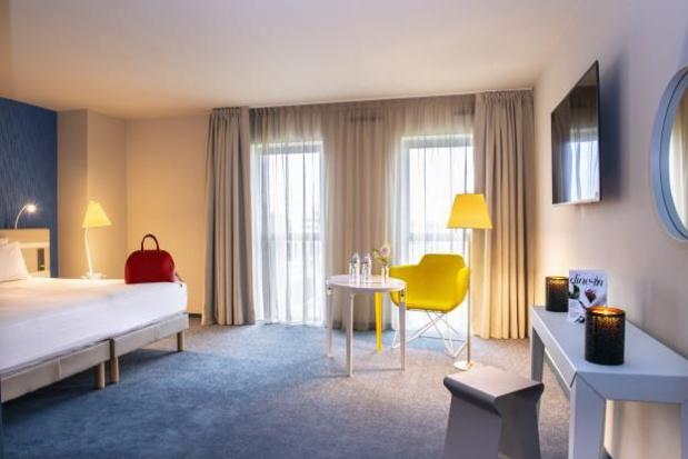 Les chambres de l'hôtel Radisson Blu Bordeaux - DR